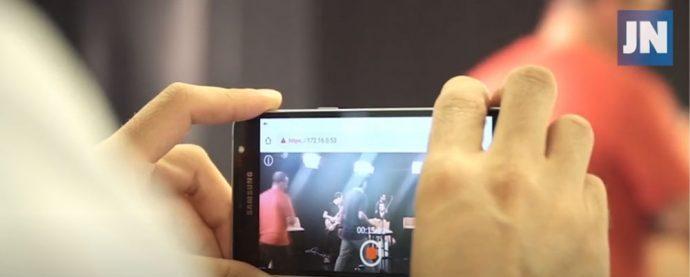 MOG Technologies e JN difundem evento de música através de aplicação inovadora