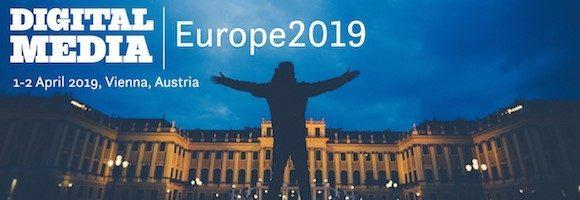 Digital Media Europe 2019
